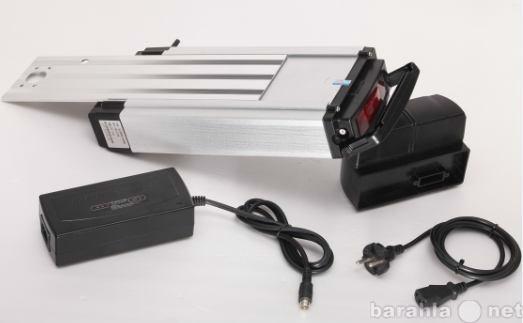 Продам: Литий-ионные батареи для электровел-ов