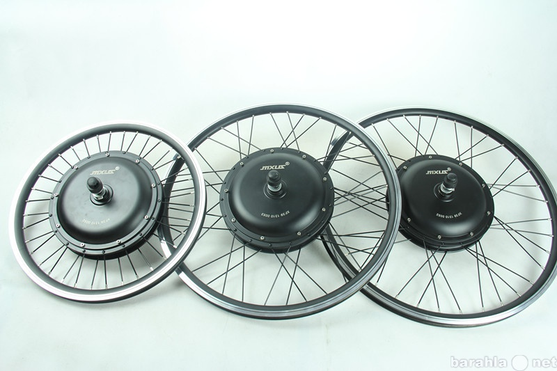 Продам: Комплект мотор-колесо MXUS, Новое