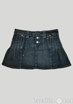 Продам Джинсовые юбки детские секонд хенд