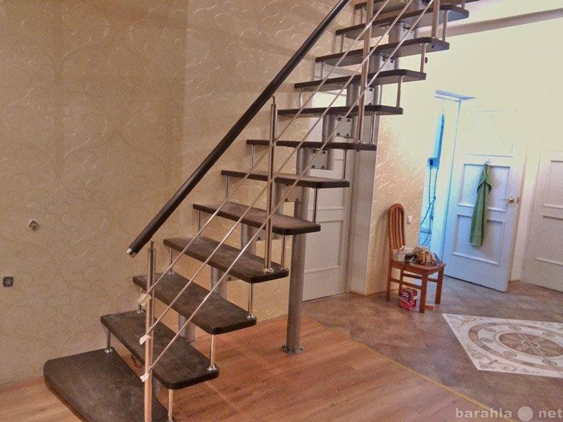 Продам: Изготовление лестниц на цепном каркасе