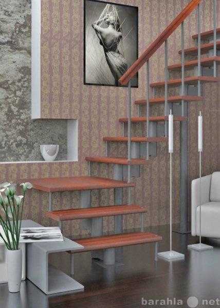 Продам: Cовременные сборные лестницы