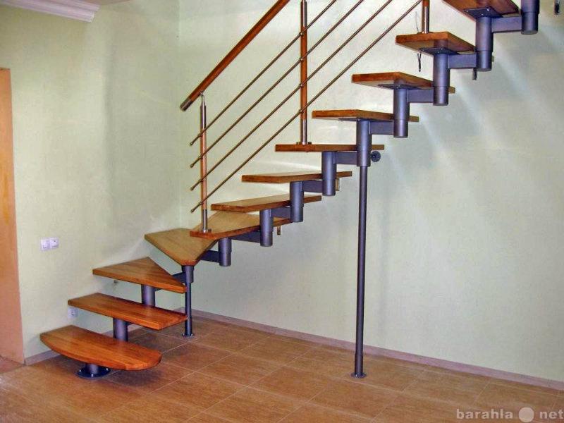 Продам: Модульные лестницы с установкой