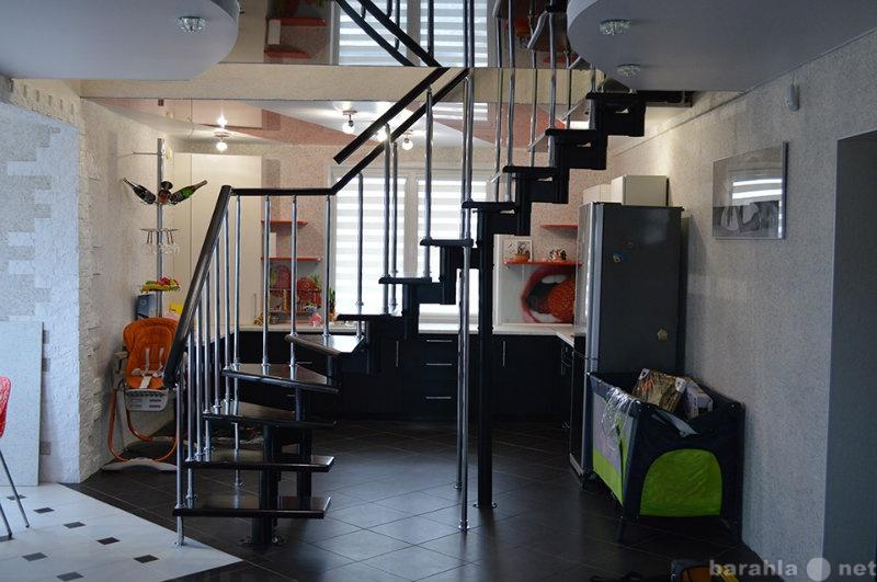Продам: Прямые и маршевые модульные лестницы
