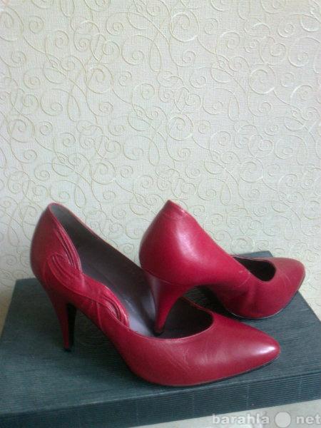 Продам Туфли женские, р.38 красные