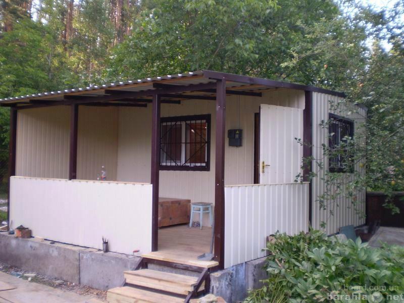 Продам Дачные домики от 5065 рублей кв.м.