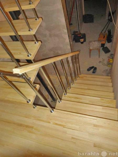 Продам: Лестницы для дома под ключ