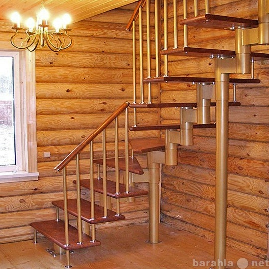 Продам: Модульные лестницы с поворотом