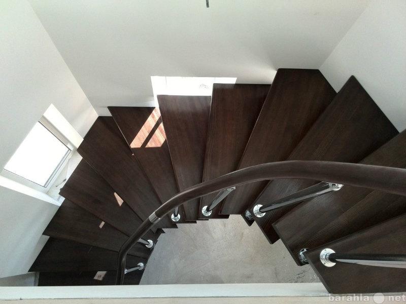 Продам: Лестницы в дом с дизайн проектом