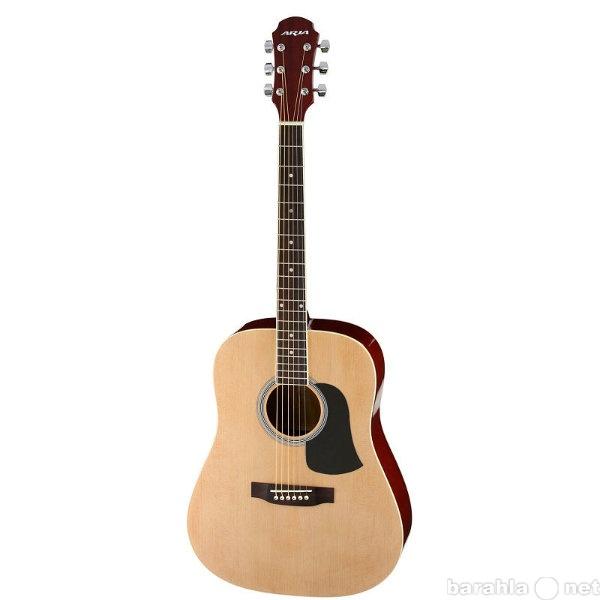 Продам Акустическую гитары Aria AWN-15
