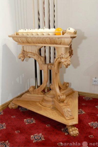 Продам: Стол подставка для бильярдных шаров