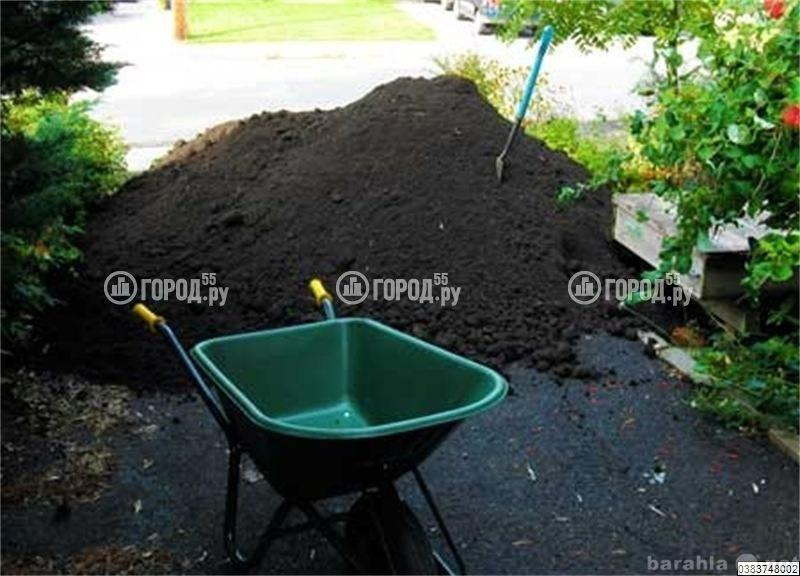 Продам Растительный грунт для теплиц и огородов