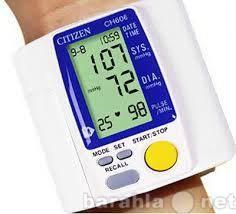 Продам Тонометр citizen CH606-BL (новый)
