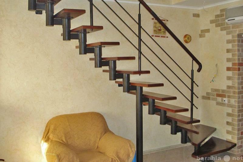 Продам: Красивые модульные лестницы с проектом