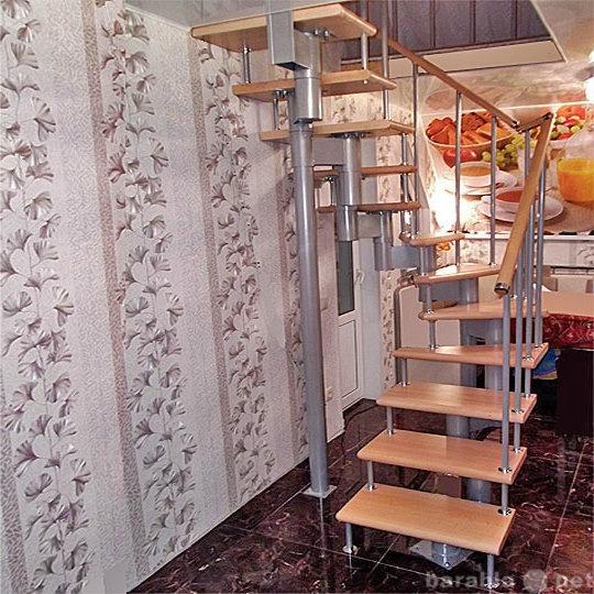 Продам: Лестницы на второй этаж на высоту до 3м