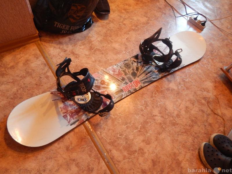 Продам: сноуборд