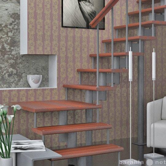Продам: Надёжные маршевые и винтовые лестницы