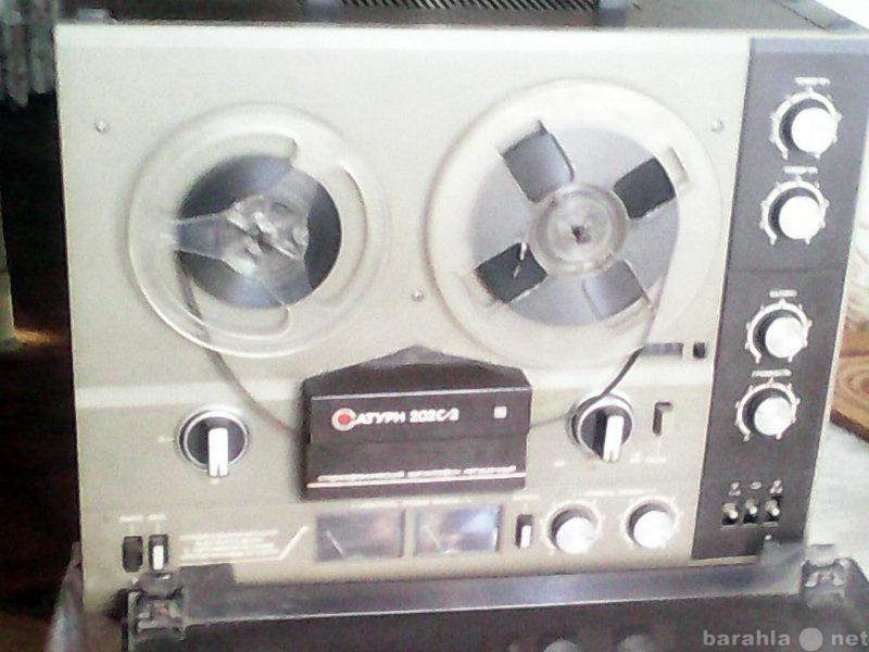 Продам: Cтереофонический магнитофон,катушечный.