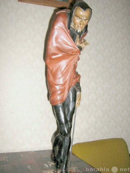 Продам скульптуру Мефистофеля (антиквариат)
