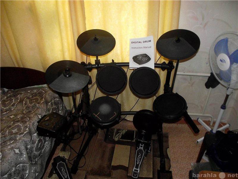 Продам Электронные барабаны Medeli DD506