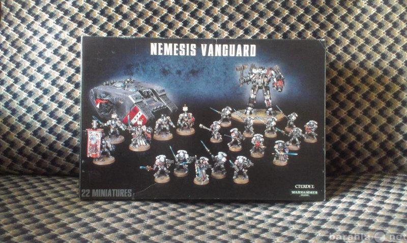 """Продам: Набор """"Nemesis Vanguard"""""""