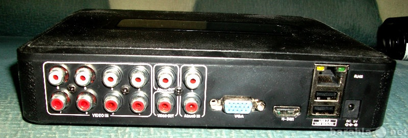 Продам: Мини 8 кан.видеорегистратор HDMI Р2Р