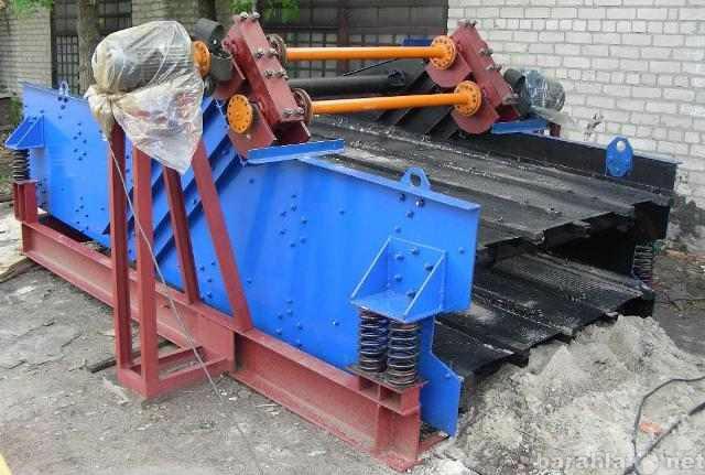 Продам Виброгрохот для песка модель: YK1235