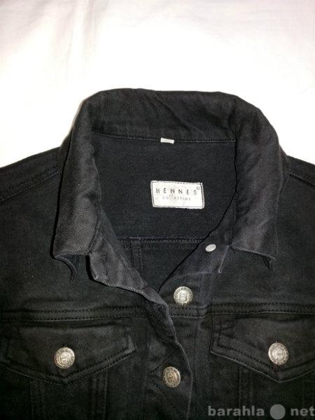 Продам Пиджак джинсовый