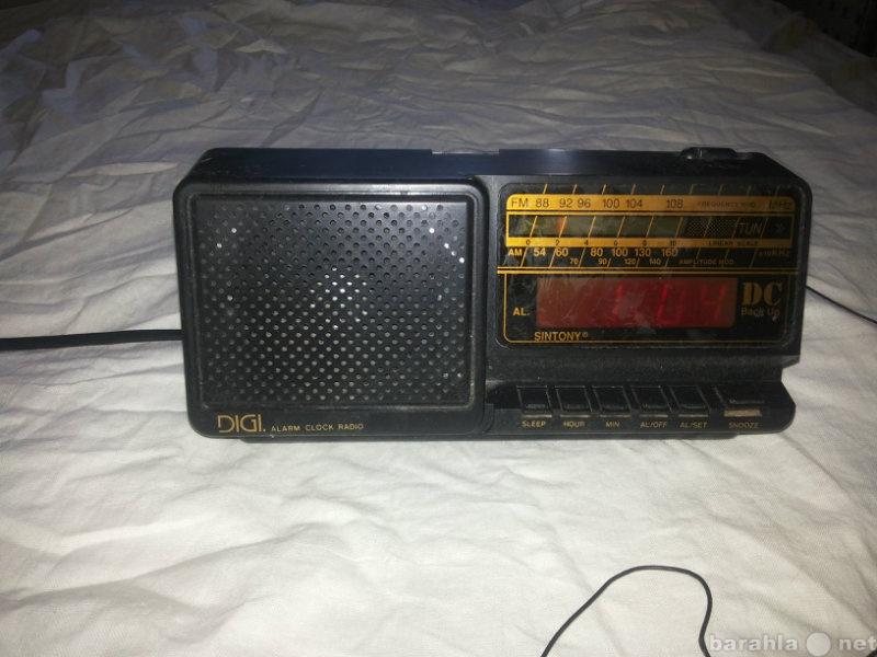 Продам Часы,радио,будильник