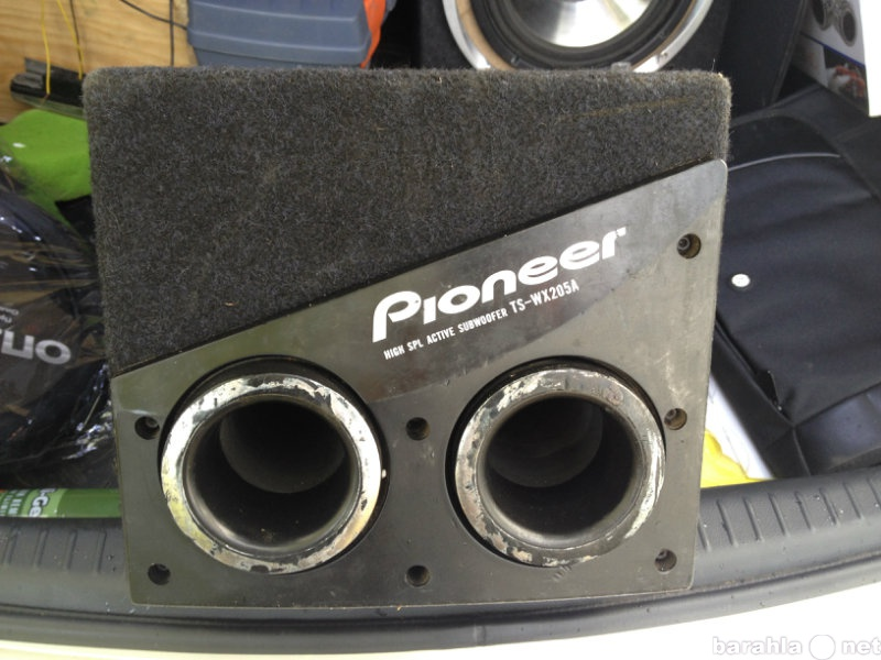 Продам: Активный сабвуфер Pioneer