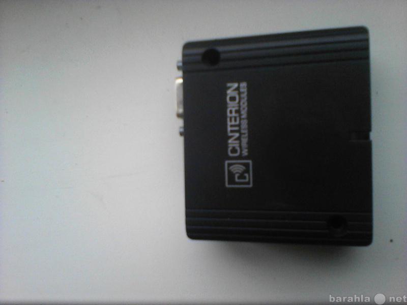 Продам GSM/GPS  модем centirion MC-52