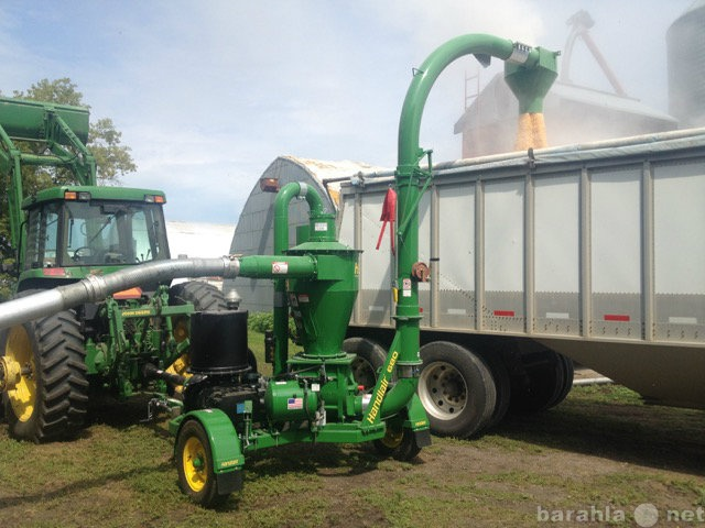 Продам: Пневматический транспортер зерна