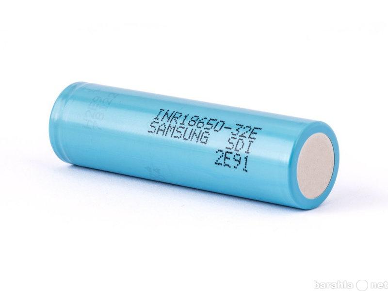 Продам Аккумулятор ток 10А Samsung INR18650-32E