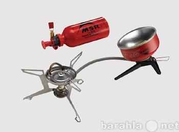 Продам: Мультитопливная горелка MSR WhisperLite