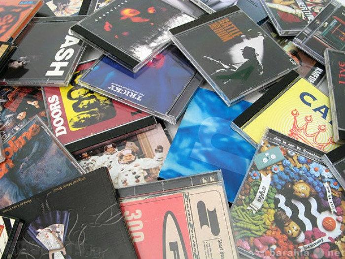 Продам: Диски с музыкой МП3
