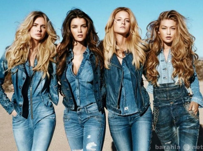 Продам Женские джинсы секонд хенд
