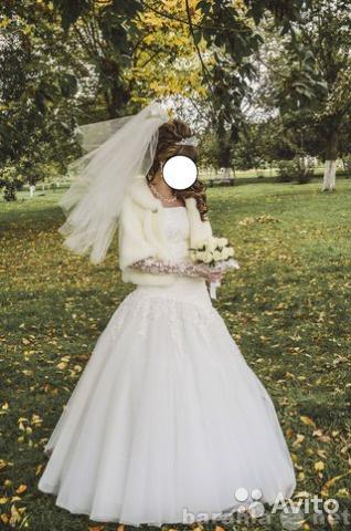 Свадебные платья авито владимир