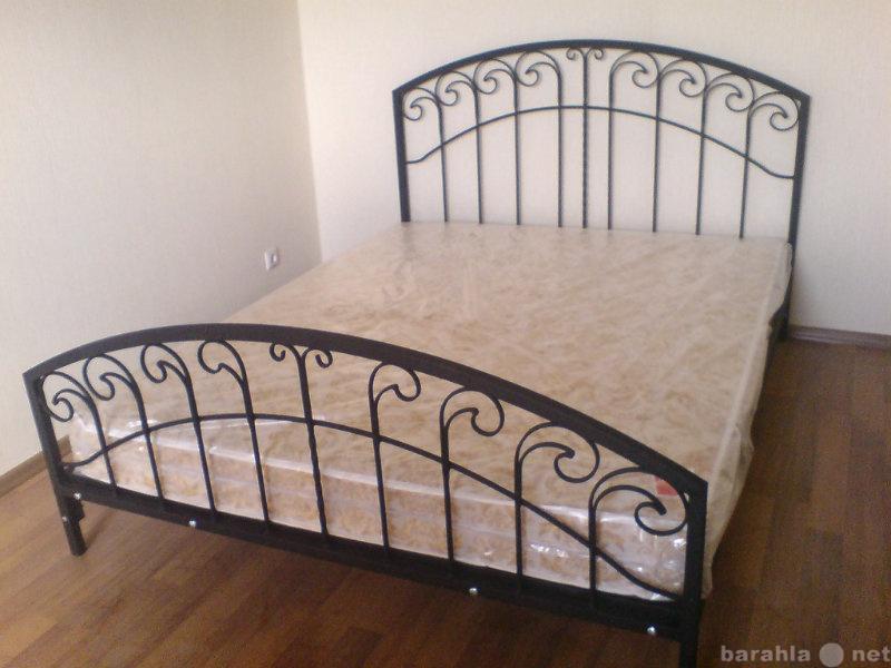 Продам Кровать двуспальная кованая на заказ