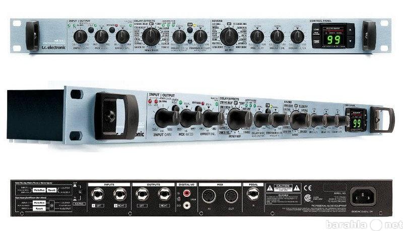 Продам TC Electronic M350 процессор эффектов