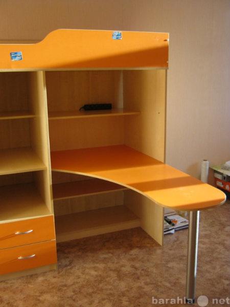 Продам Кровать-стол-шкаф