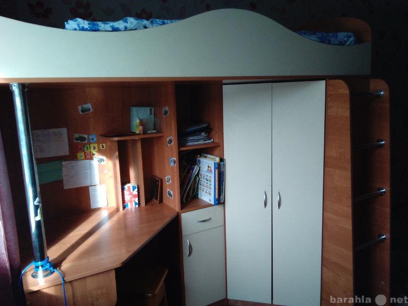 Продам: детская стенка с кроватью