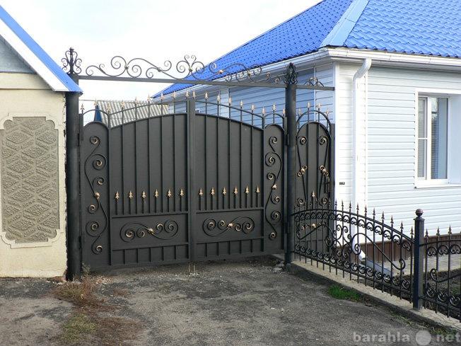 Продам Кованные ворота