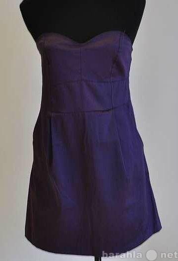 Продам Стильное платьице с кармашками