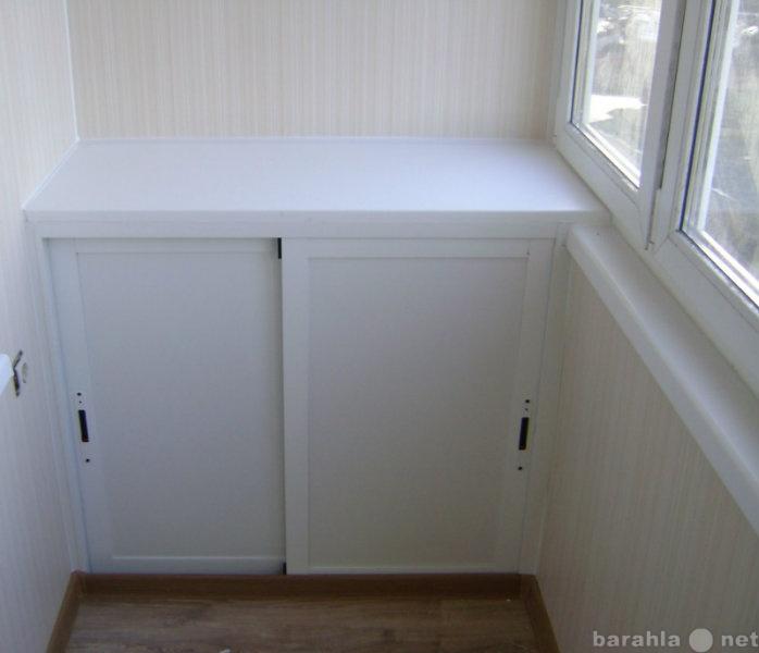 Продам: Шкаф-тумба на балкон, лоджию