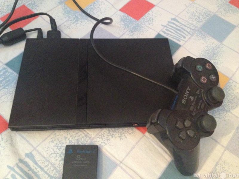Продам Sony Playstation 2