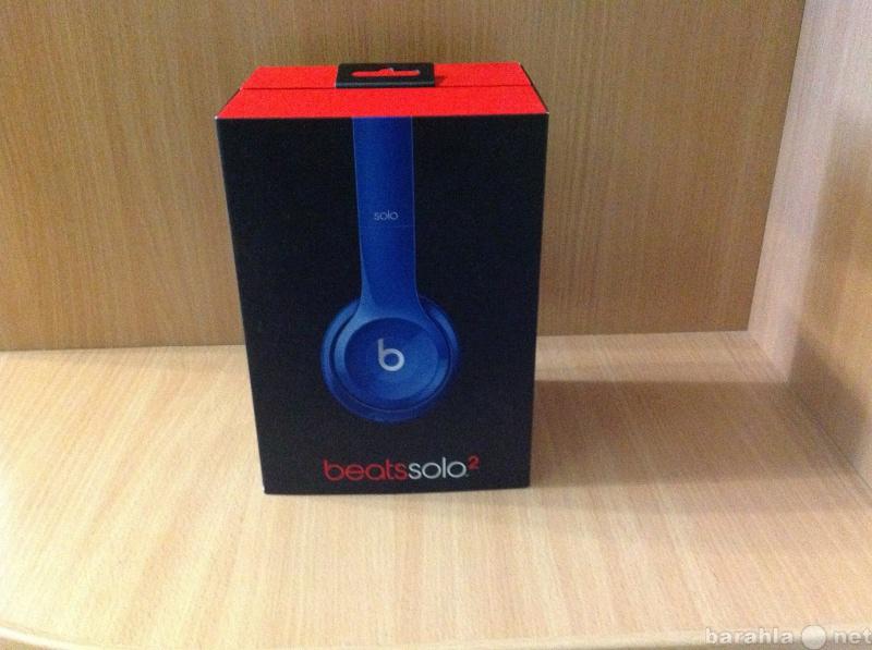 Продам Beats Solo 2 Blue