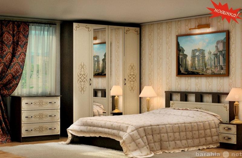Продам Кровать с ящиками 'Жасмин' (ВВ