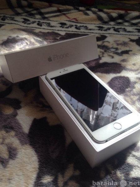 Продам iPhone 6+ 16gb гарантия РСТ
