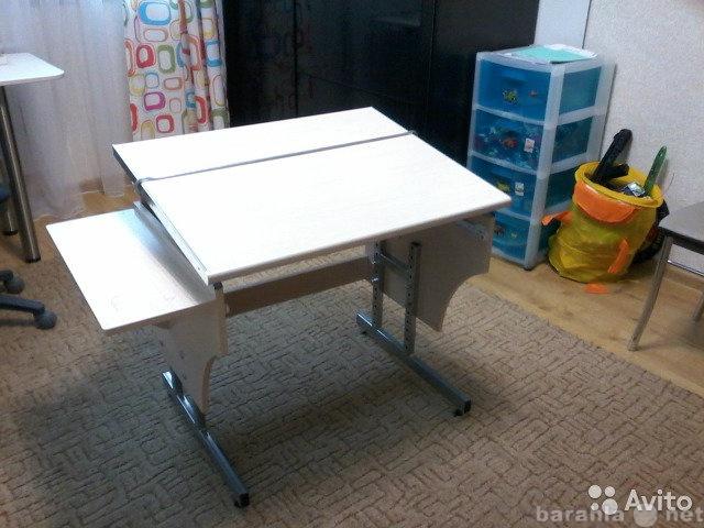 Продам школьный стол-трансформер