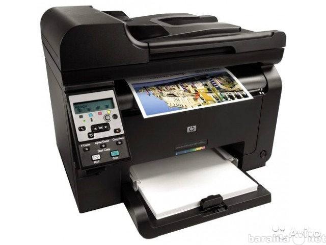 Продам: цветной лазерный принтер