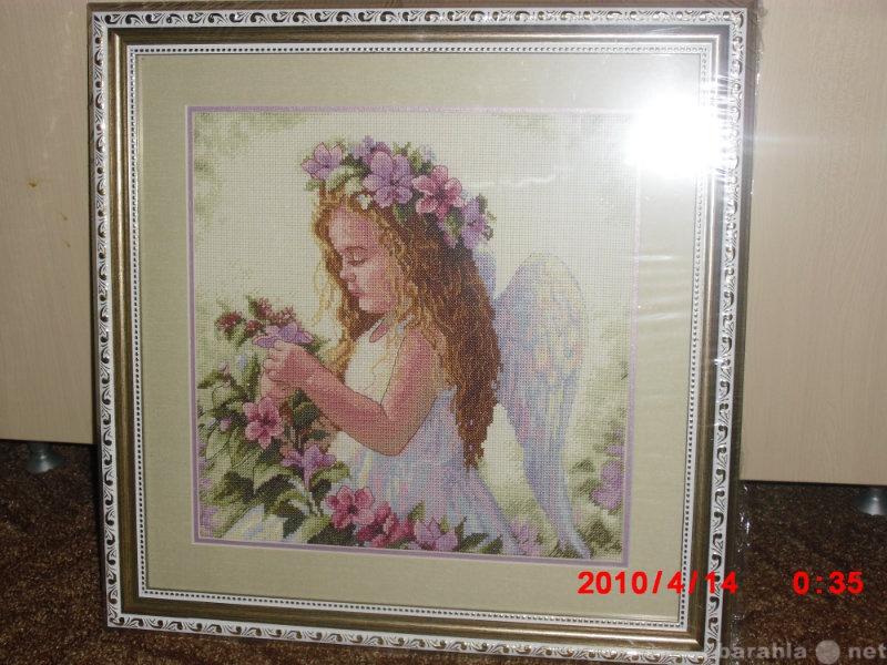 Продам вышевка Ангел